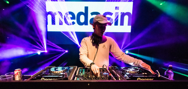 """Medasin lifts Joji's melancholy ode """"Will He"""" with signature synthy buoyancy"""