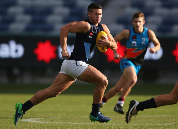 AFL draft 2017: Likely No.1 pick Cameron Rayner would 'love' to join Lions