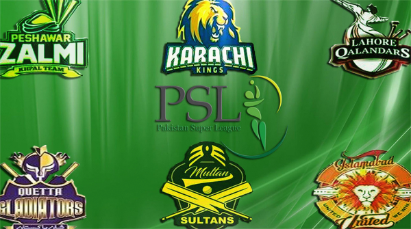 Squads After PSL Players Draft!