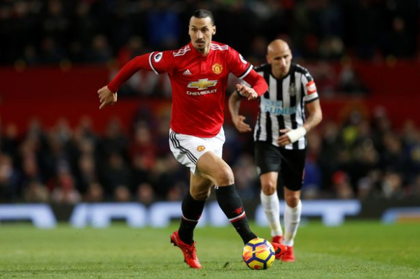 Zlatan Ibrahimovic pens emotional message to Manchester United fans following long-awaited comeback