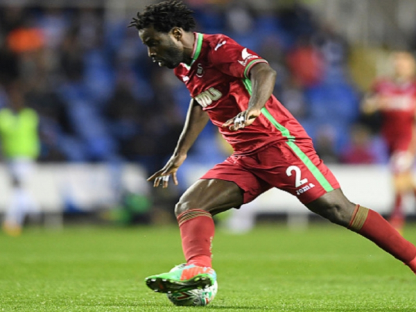 Bony apologises to Swansea City fans after Burnley loss