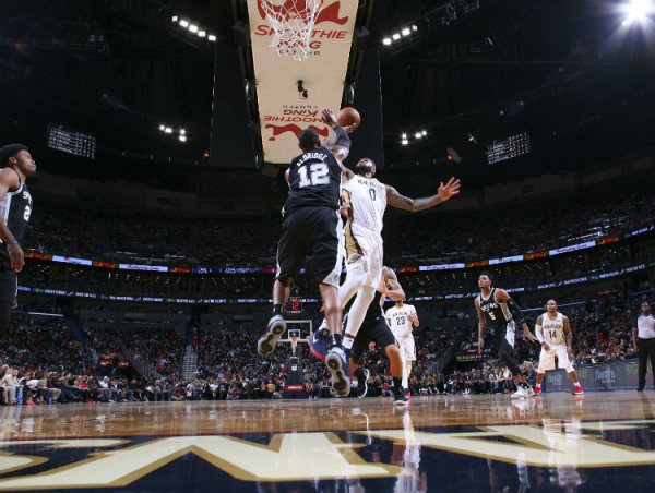 Game 18: Pelicans-Spurs Postgame Quotes 11-22-17