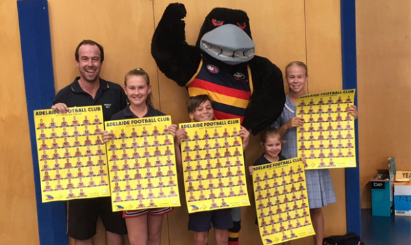 Crows spread wings to Roxby Downs
