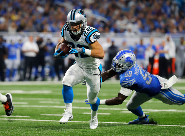 Newton, run game and defense have Panthers thinking playoffs
