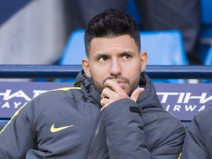 Report: Real Madrid to bid £53m for Manchester City star Sergio Aguero