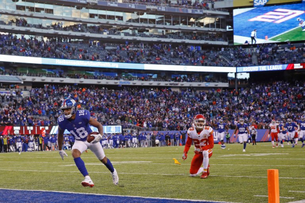 On Pro Football: Giants Salvage Win Over Chiefs. But Is It Too Late for Ben McAdoo?