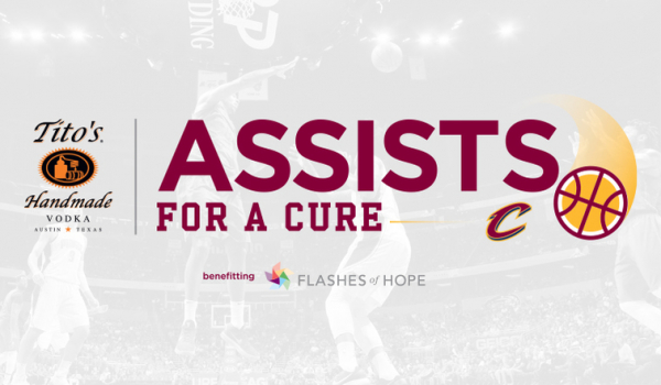 Cavaliers and Tito's Begin Assists for a Cure