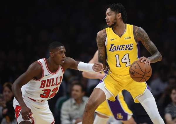 Lakers Recap: Julius Randle, Kentavious Caldwell-Pope Lead Comeback Effort With 103-94 Win Over Bulls