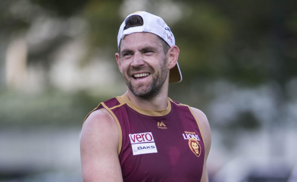 Brisbane Lions breathing life into Luke Hodge's old legs