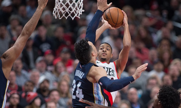 Trail Blazers Start Extended Road Trip In Memphis