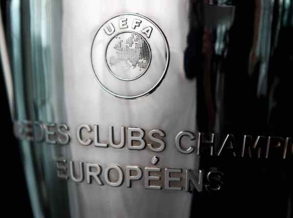 Who can Liverpool, Manchester United, Manchester City, Chelsea and Tottenham draw in the Champions League last 16?