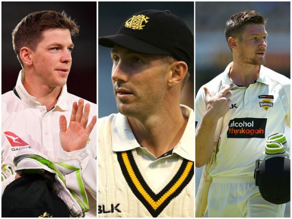 Australia squad announced for First Two Ashes Tests!!