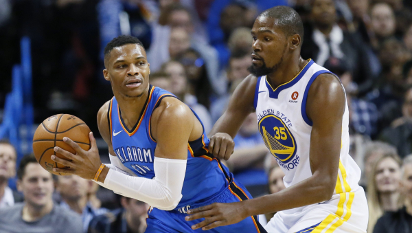 Three Things to Know: Angry Russell Westbrook sparks Thunder against Warriors