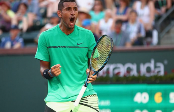 Newks: Kyrgios compelling story continues
