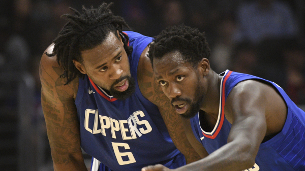 Report: Clippers PG Patrick Beverley out rest of season