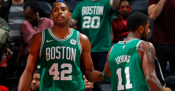 Al Horford Says Celtics Must 'Play Harder' on Offense