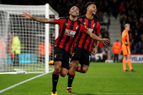 'My son thought I didn't play football any more' admits Bournemouth's Callum Wilson after heart-warming hat-trick