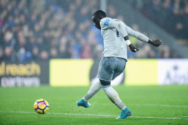 Everton striker Oumar Niasse first player charged by FA for alleged dive in Crystal Palace draw