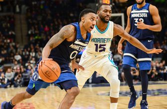 Timberwolves seeking season-series sweep of Hornets