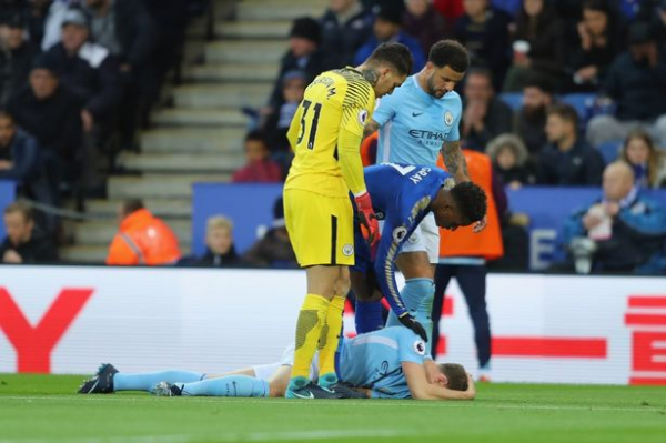 Manchester City discover extent of John Stones injury as Pep Guardiola prepares for spell without star defender
