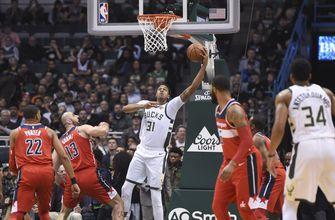 Twi-lights: Bucks vs. Wizards