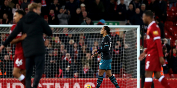 Manchester City to rival Liverpool for Virgil van Dijk in January