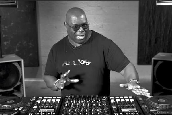 Carl Cox breaks down his DJ setup and how the MODEL 1 has changed everything