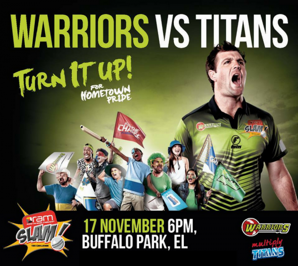RAM SLAM T20 – MATCH 5 – WARRIORS VS TITANS – FANTASY PREVIEW