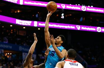 Hornets LIVE To GO: Hornets come back to beat Wizards in overtime