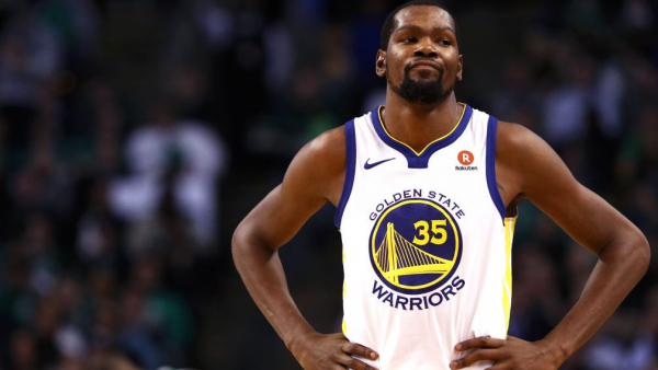 Kevin Durant misses game vs. Nets with sprained ankle, status vs. Thunder in doubt