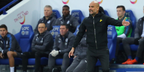 Manchester City Player Ratings: Leicester City (A)