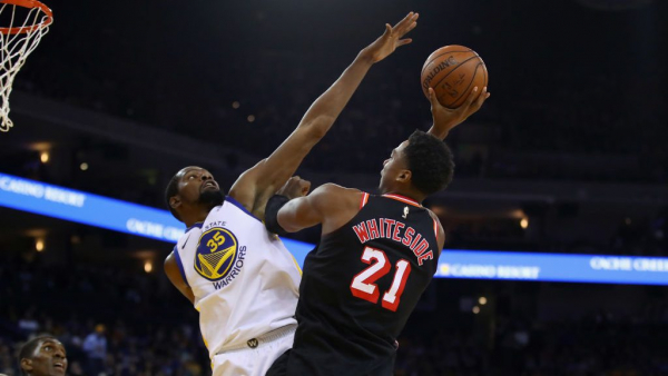 Kevin Durant coming up 'big' for Warriors