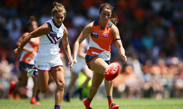 Last-touch rule confirmed for AFLW in 2018