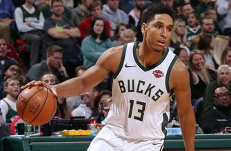 Bucks' Brogdon thriving in new role off bench