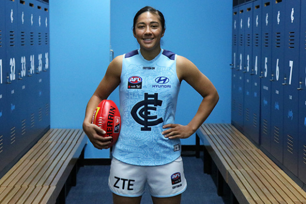 AFLW: They are the baby Blues