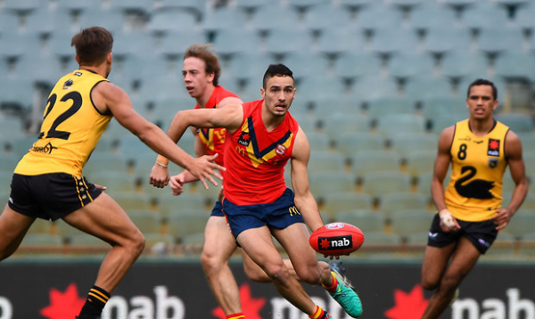 Academy trio to train with Crows