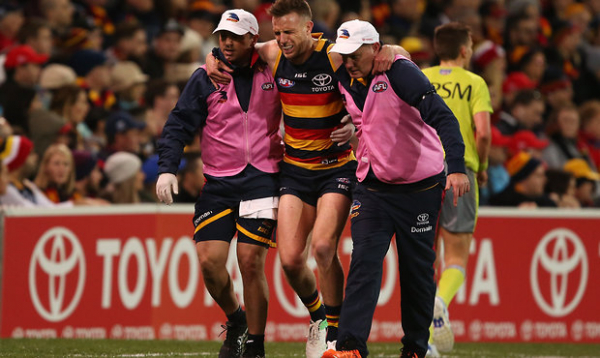 Smith steps up rehab