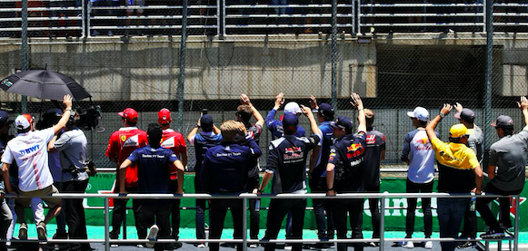 Analysis: What happens when F1 drivers form themselves into a union?