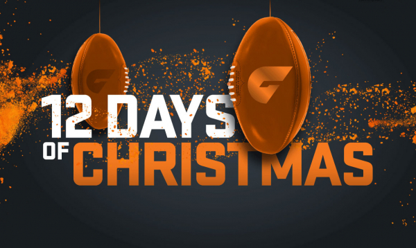 Don't Miss the 12 Days of Christmas!