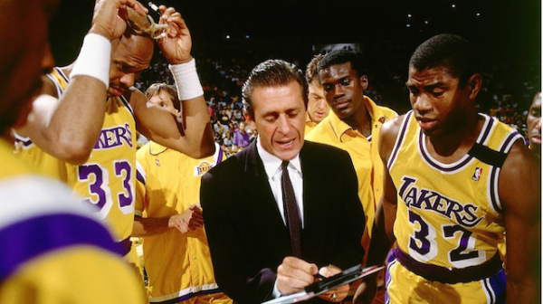 This Day In Lakers History: Pat Riley Becomes Fastest Head Coach To 300 Career Wins