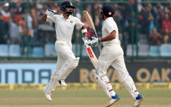 Virat Kohli Will Defeat Ricky Ponting If Indian Wins Test Series In South Africa