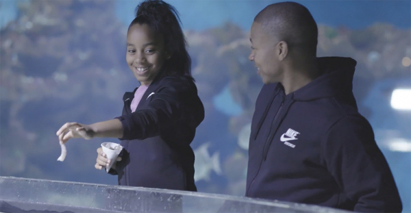 Isaiah Thomas x Kids Foot Locker Explore Cleveland with a Lucky Fan