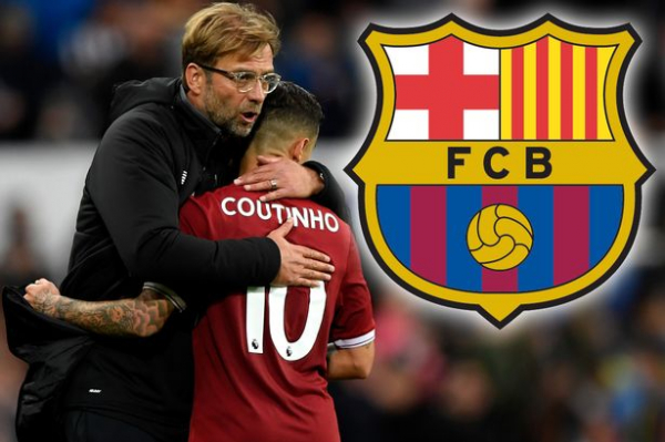 It's clear Jurgen Klopp lives and breathes Liverpool FC — you can't say that about Philippe Coutinho