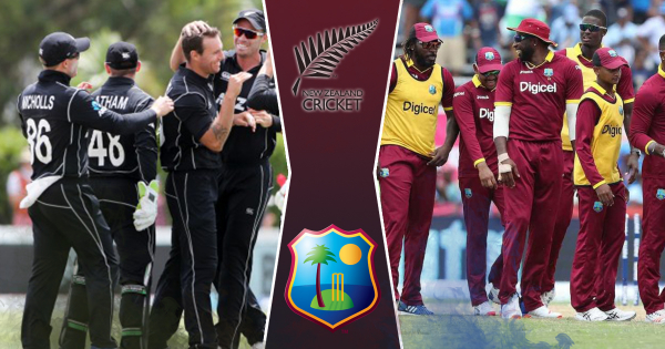 2nd ODI – NEW ZEALAND VS WEST INDIES – FANTASY PREVIEW