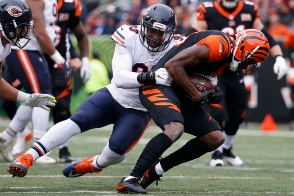Bengals loss to Steelers seeps into 33-7 drubbing by Bears