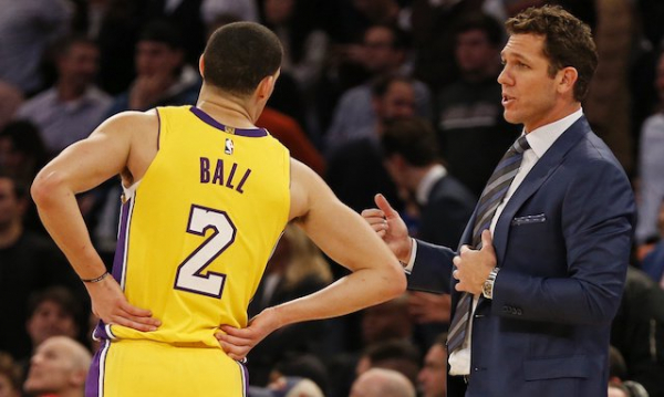 Encouraged By Road Trip, Luke Walton Believes Lakers Are Headed In Right Direction