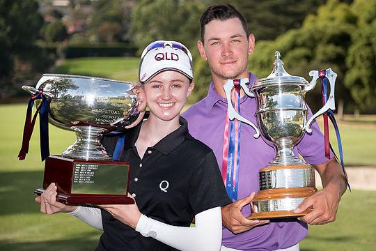 QLD amateur star Davidson secures Japan LPGA card