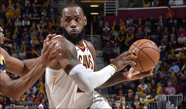 Cavs Hold Off Jazz, Wrap Up Perfect Homestand