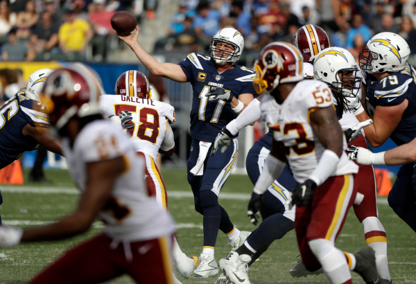 Improved offense has helped turn around Chargers season