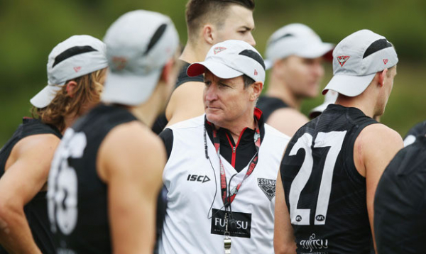 Dons focus on defence